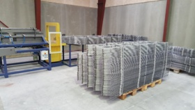 Image 3-PLR TRUSS AUTOMATIC BUNDLING UNIT & PRODUCT BUNDLES
