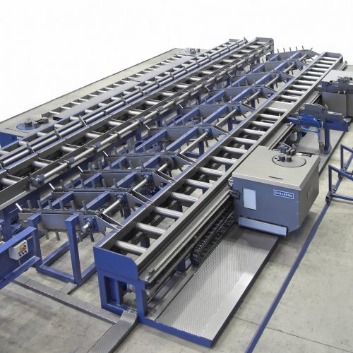 Automatic Double Benders